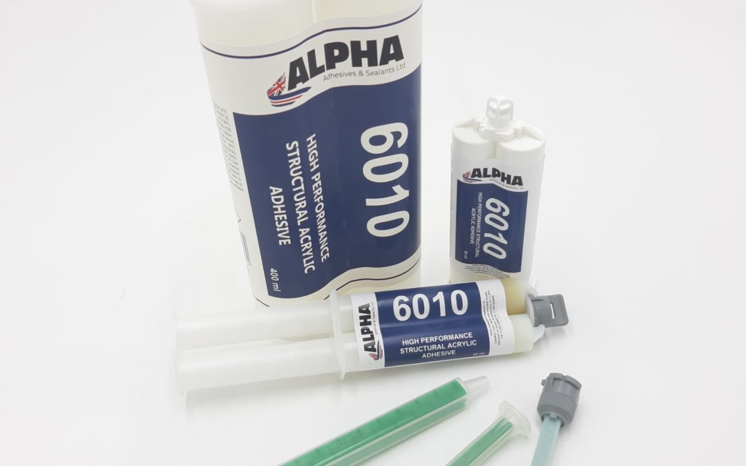 Alpha 6010 Structural Adhesive